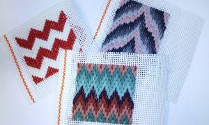 Florentine Flame stitch