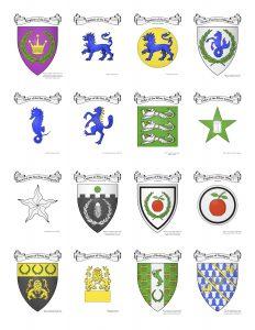 Ostgardr-Heraldry